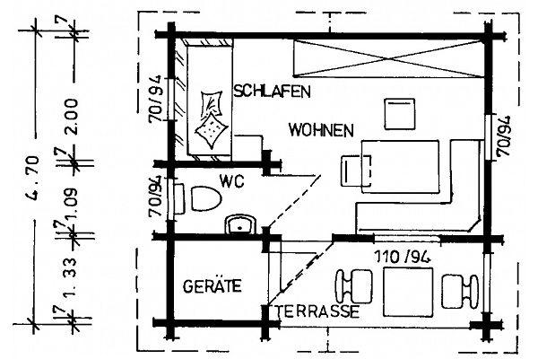 ferienhaeuser und ferienhausbausaetze allg u d kaufen. Black Bedroom Furniture Sets. Home Design Ideas
